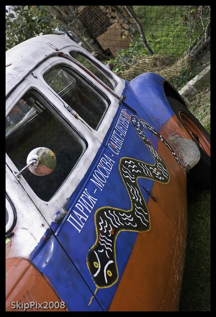 rallye des vendanges rustenhart, Octobre 2008 Rust__09