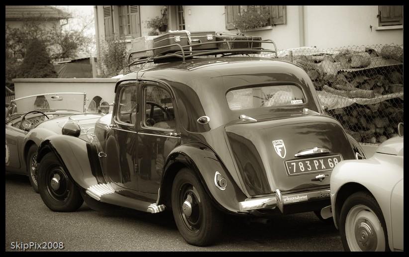 rallye des vendanges rustenhart, Octobre 2008 Rust__27