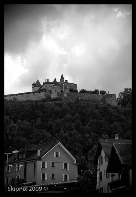 chateau d'oex 2009 en suisse Chato014