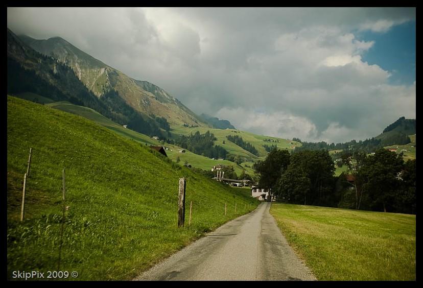 chateau d'oex 2009 en suisse Chato018